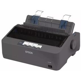 Epson Imp Matricial Epson Lx350 Black /9ag./80col/390cps/