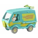Carro/ Van/ Furgão Scooby Doo Máquina Do Mistério + Fred