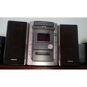 Dvd Radio Cassetera Panasonic