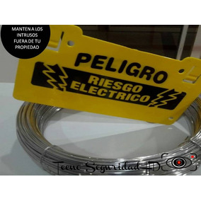 Cerco Electrico, Bobina De Alambre, Energizador, Baterias