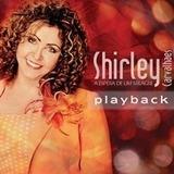 Cd Play-back Shirley Carvalhaes A Espera De Um Milagre Cód.