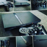 Consola Playstation 2 O Ps2 Slim