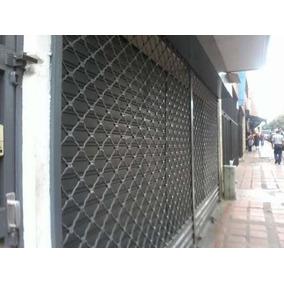 Porton Puerta Santa Maria De Maya Perforada Oferta Hierro