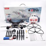 Drone Explorer X8w Com Camera Fpv Wifi Filma No Celular