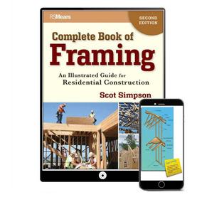 Construccion Residencial Ilustrada Framing Ilustrated P Df