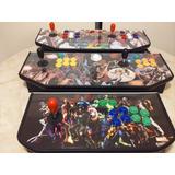 Joystick Arcade 2 Players Para Pc Y Raspberry Stick