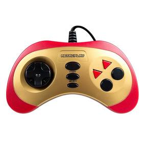 Consola Retro Play 8bit 60 Juegos 2 Jugadores Salida Tv