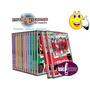 La Extraescolar Del Maestro 5 Dvds + 4 E-book + 3 Cd Audio