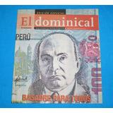 Dominical El Comercio Jorge Basadre Para Todos Historia 2003
