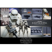 Jump Trooper Star Wars Toy Fairs Exclusive 2016 Hot Toys