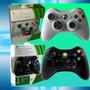 Control Xbox 360 Inalambrico + 2 Pilas Aa Wireless Control
