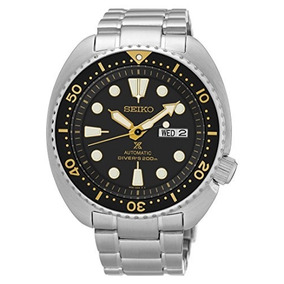 Relógio Seiko Srp775 Prospex Turtle Diver Automatico 45 Mm
