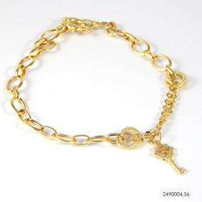 555bbbbd8c0 Pulseira Cartier Love Dourada (acompanha Chave) - Pulseiras e ...