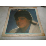 Lp Cezar E Paulinho - Viajante Solitário, Disco Vinil, 1987