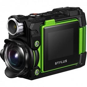 Camera De Açao Olympus Tg Tracker Verde