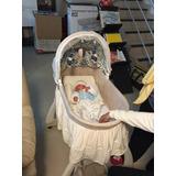 Cuna Para Bebé Prinsel Brisa Ii, Modelo 6028