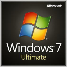 Windows 7 Ultímate Sp1 Original