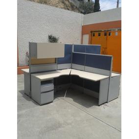 Modulos de oficina cubiculos en mercado libre m xico for Cubiculos de oficina
