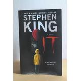 It Stephen King Ingles Novela Idioma Original Scribner Libro