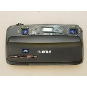 Promoção Camera Fujifilm Real 3d W3 Estero 3d Digital