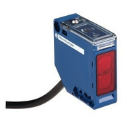 Kit Sensor Fotoeletrico Ref 9m + Refletor 50x50mm; Schneider