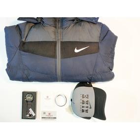 Jaqueta+relógio Naviforce+boné(nike Ou Oakley)+pulseira Nike