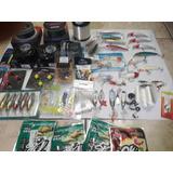 Artículos De Pesca Anzuelos, Tanzas, Líneas Armadas, Señuelo