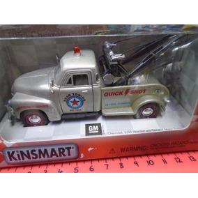 Kinsmart 1/43 Chevrolet 3100 Pick Up Sapo Auxilio Mecanico