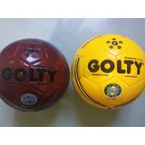Balon De Futbolito # 3 Golty Original