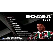 Bomba Patch 63 Brasileirão2015 Geomatrix (futebol Play2)