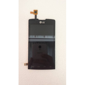 Lcd Display + Touch Lg H220 H221 Joy H222 Tv By Tv Negro