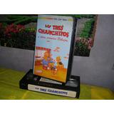 Los Tres Chanchitos - El Original + Otros Clasicos En Vhs