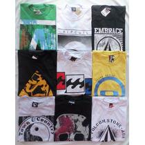 Camisas E Camisetas Várias Marcas Famosas