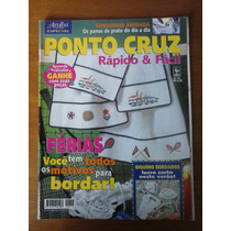 Revista Ponto Cruz - Rápido E Fácil (nº10)