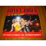 Vinilo Guns And Roses / It