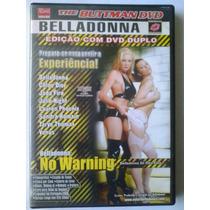 Dvd Pornô Buttman : Belladonna Só Para Elas 7 ( Original )