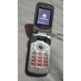 Sony Ericsson Z530i Telcel 8-09-2017
