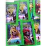 Lote De 18 Sobres Cerrados Figus Princesas Zombies