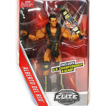 Wwe Alberto Del Rio Figura Elite 43 De Mattel