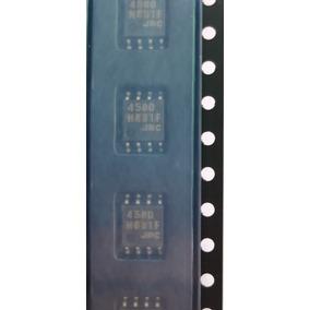 Njm 4580 Njm4580 Smd Doble Amplificador Operacional Sop-8
