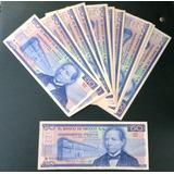 Billete Antiguo Banco De Mexico De 50 Pesos Nuevos C/u
