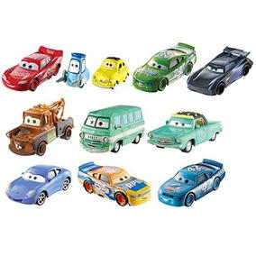 Disney Pixar Cars 3 Del Vehículo, De 10 Paquetes Hierro Fund
