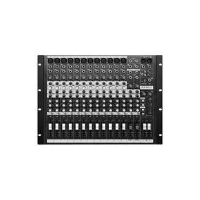 Soundcraft - 12-mezclador De Canales - Negro