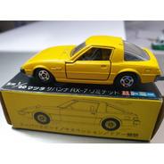 Auto En Miniatura Tomica,Mazda Rx-7 Escala 1/60