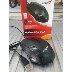 Mouse Genius Usb Optico Netscroll Eye 503 Modelo Nuevo Usb