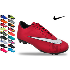 Chuteira Nike Trava Campo Grama Neymar Mercurial Hypervenom