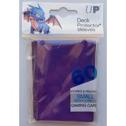 Micas Ultra Pro Small Deck Protector Purple - Morado