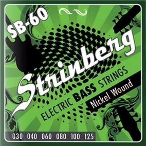 Encordoamento Strinberg Contra Baixo 6 Cordas Sb-60 Sb60