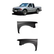Guardabarros Delanteros Chevrolet Luv 1992/1996 Por Unidad