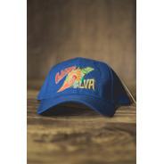 Gorra Azul Eléctrico, Salva